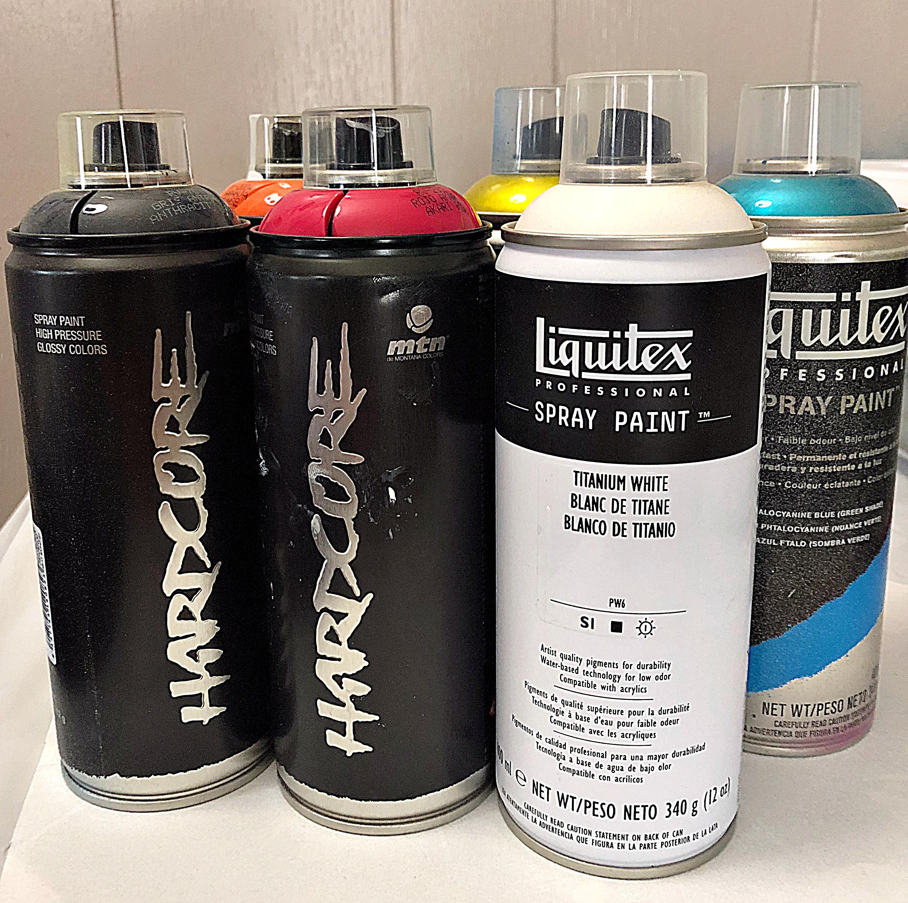 Fluid Art Materials! (All My Faves!!)