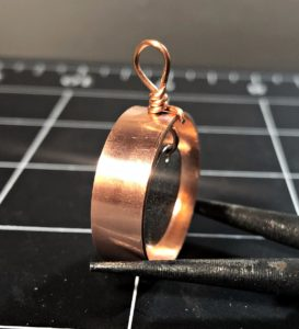 jewelry making craft copper pipe metal stamping impressart
